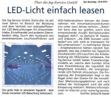 LED-Licht einfach leasen