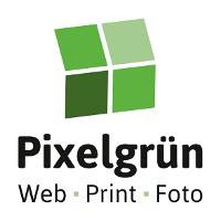 Logo Pixelgrün