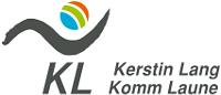 Logo KL Kerstin Lang Komm Laune