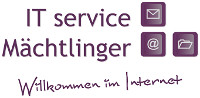 Logo IT service Mächtlinger