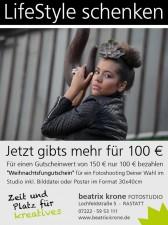 Beatrix Krone – Gutschein-Aktion