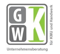 Logo GWK-Unternehmensberatung für KMU und Handwerk