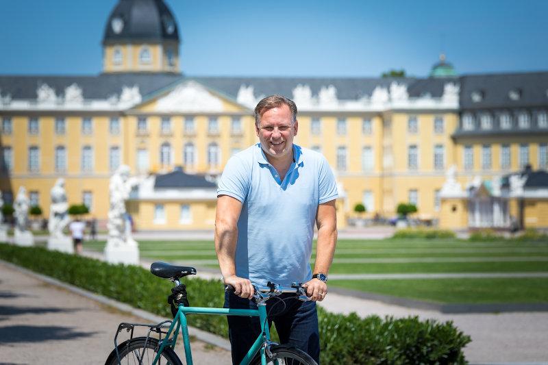 Frank Theurer. Foto: Pixelgrün